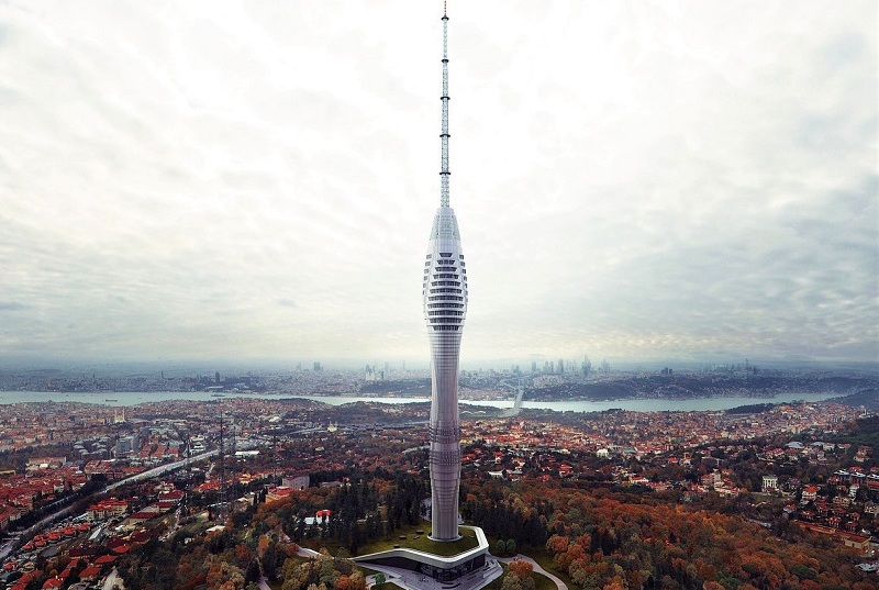 Istanbul Telecommunications Tower