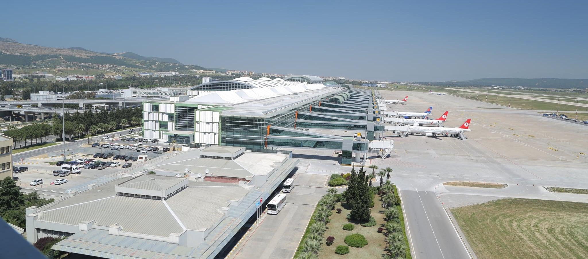 土耳其 伊兹密尔机场