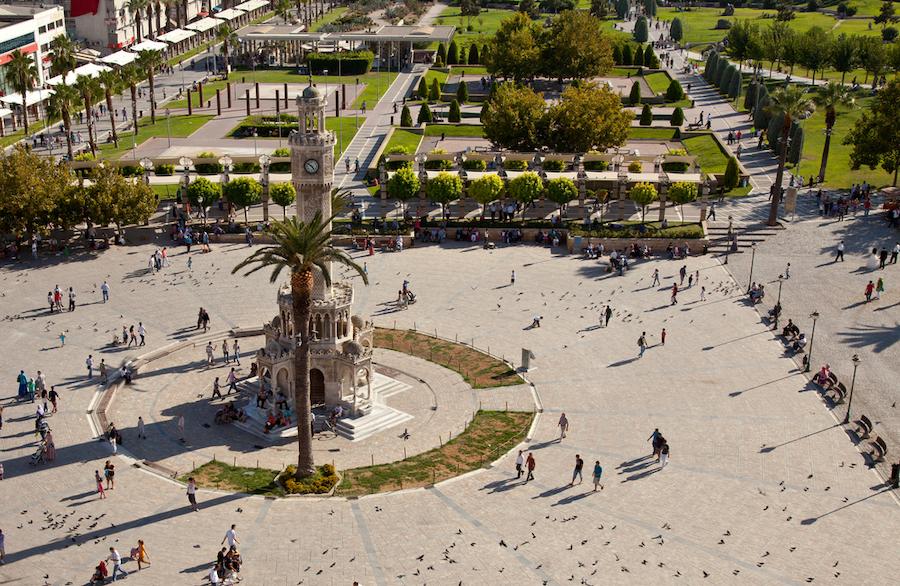 土耳其的伊兹密尔
