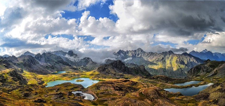 Горы Качкар