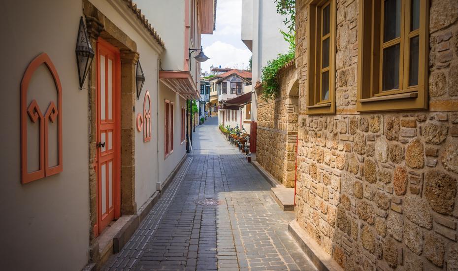 Kaleici old town