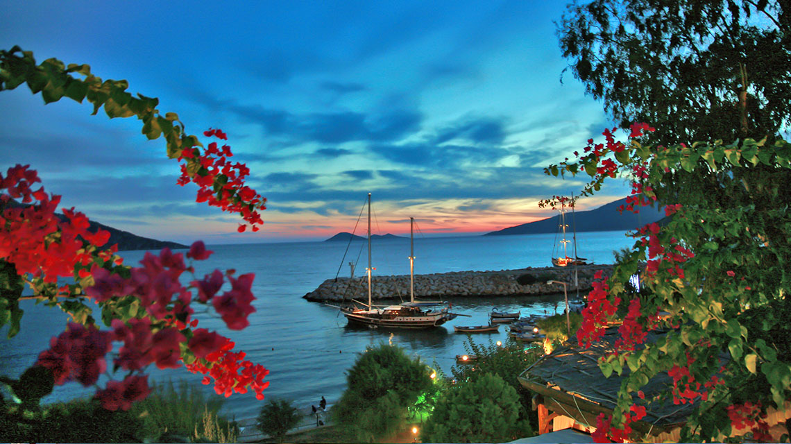 Kalkan Information: Complete Area Guide and Resort Info