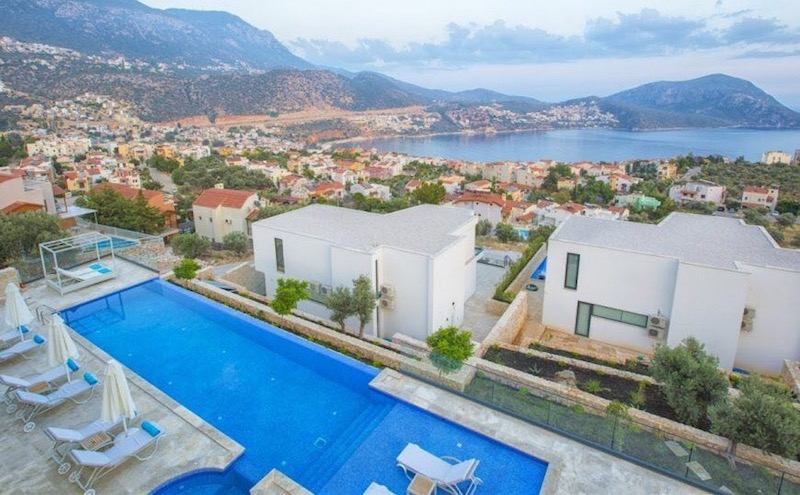 Sweeping Kalkan view