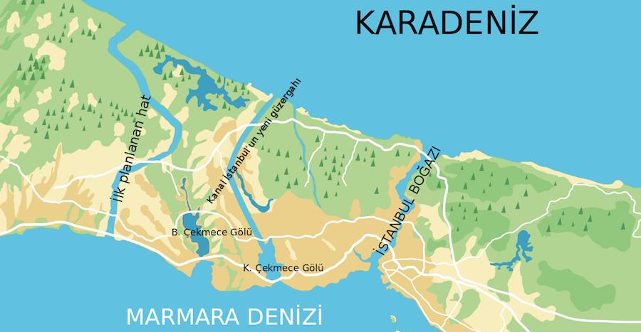 伊斯坦布尔运河