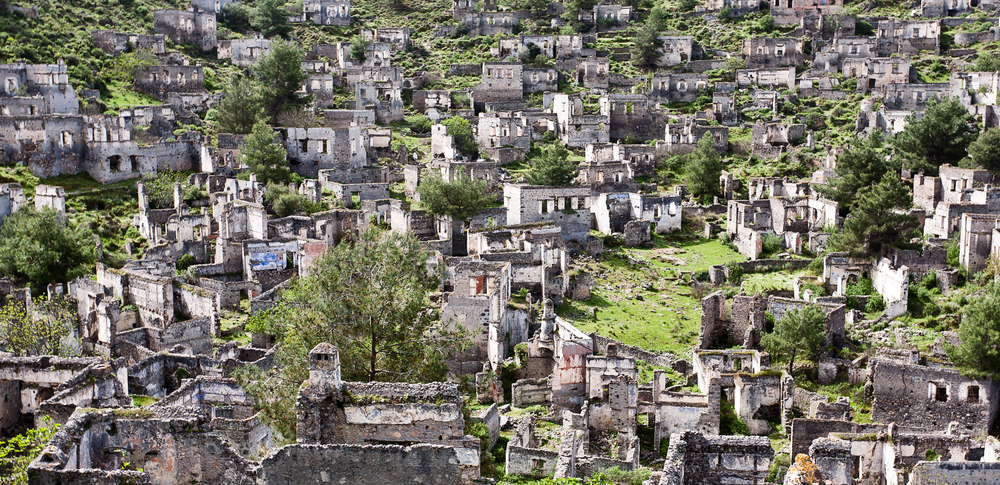 Kayakoy in Fethiye
