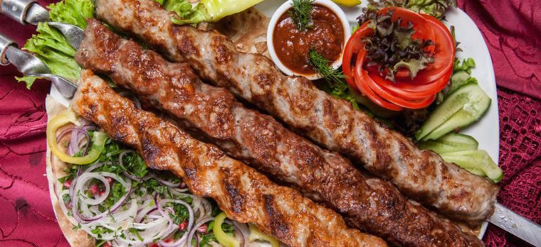 Kebab in Turkey