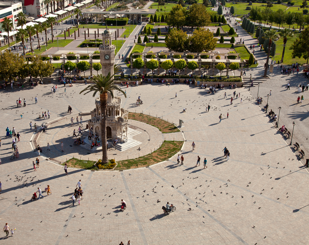 Konak Square Turkey