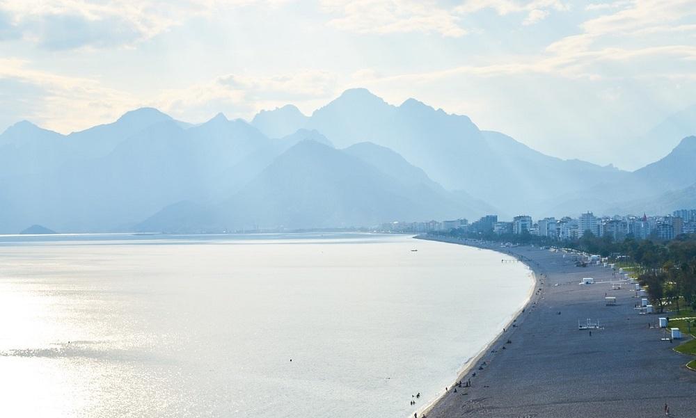 康雅尔蒂海滩,安塔利亚