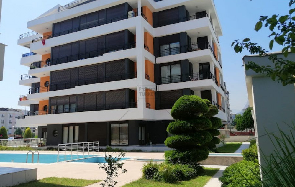 Property in Konyaalti Antalya