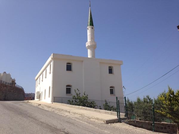 Koyunbaba Mosque, Bodrum