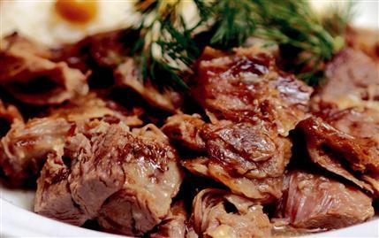 Kuzu tandir, Turkish food