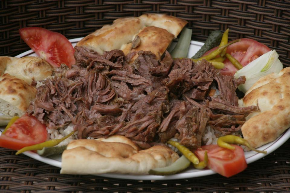 Kuzu tandir, Turkish roast lamb