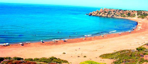 Kyrenia beaches