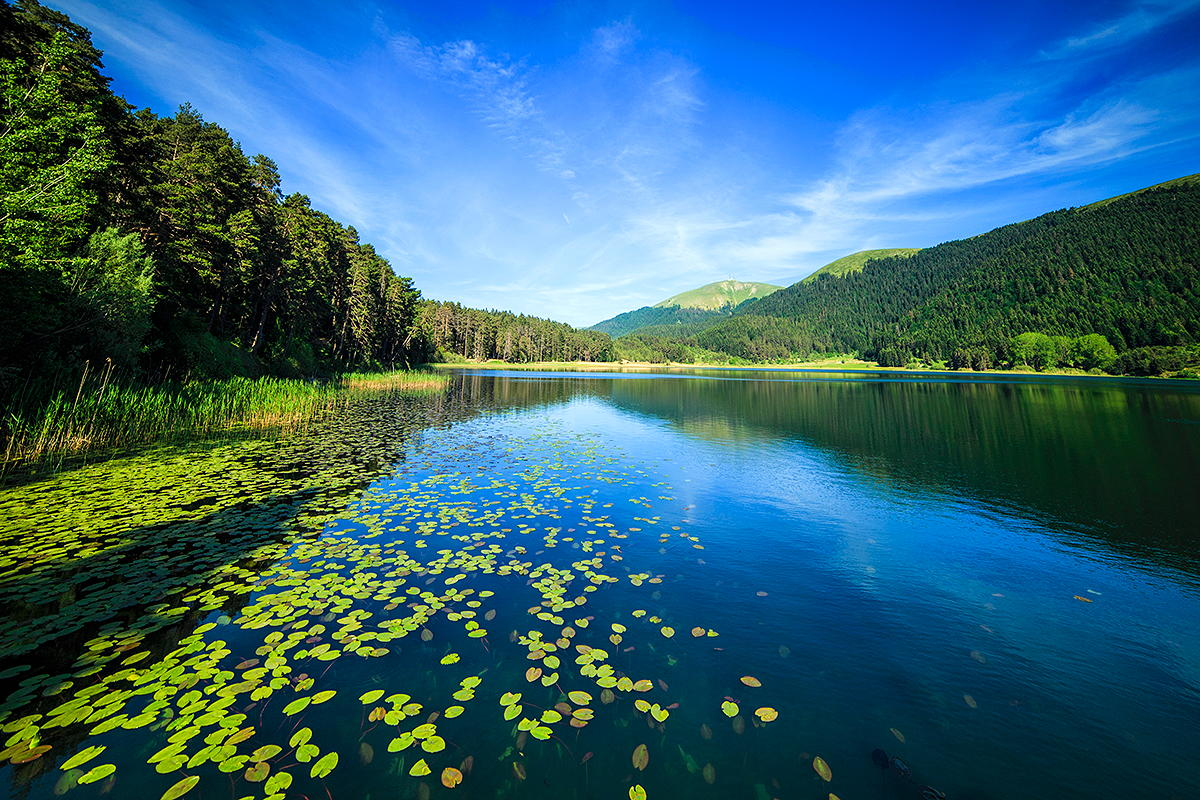 Lake Abant, Bolu, Turkey