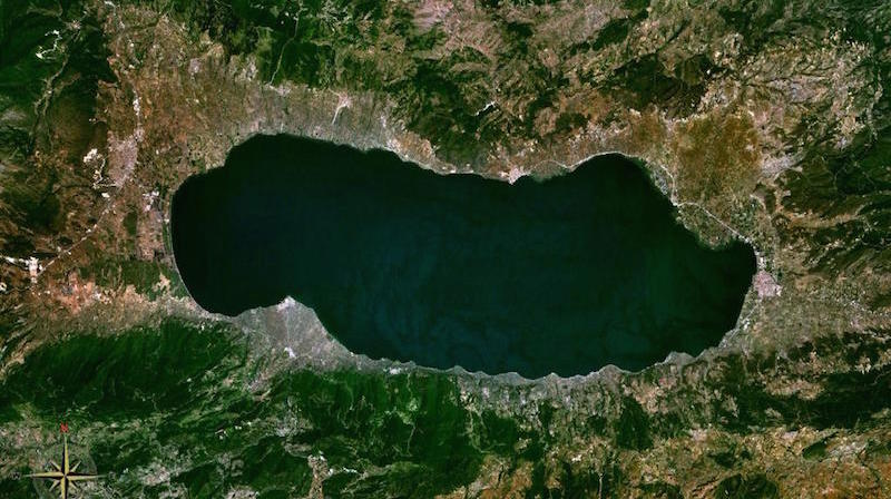 Озеро Изник в Бурсе