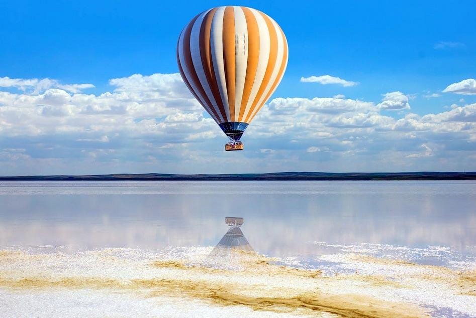 Lake Tuz Turkey