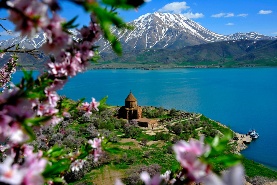 Lake Van, Turkey