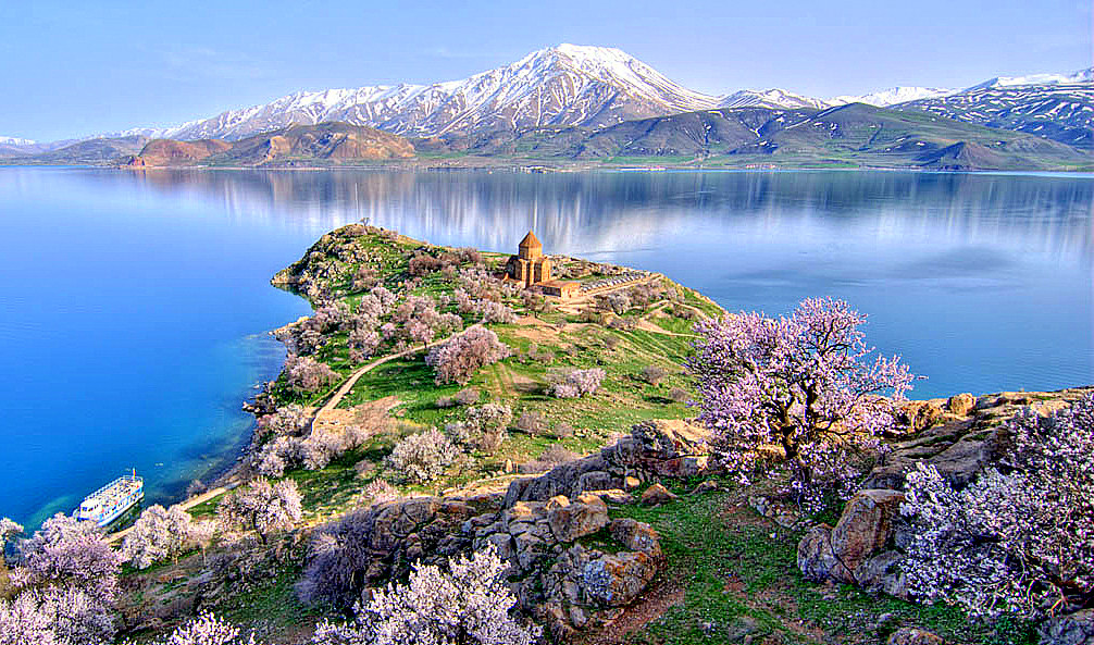Lake Van Turkey