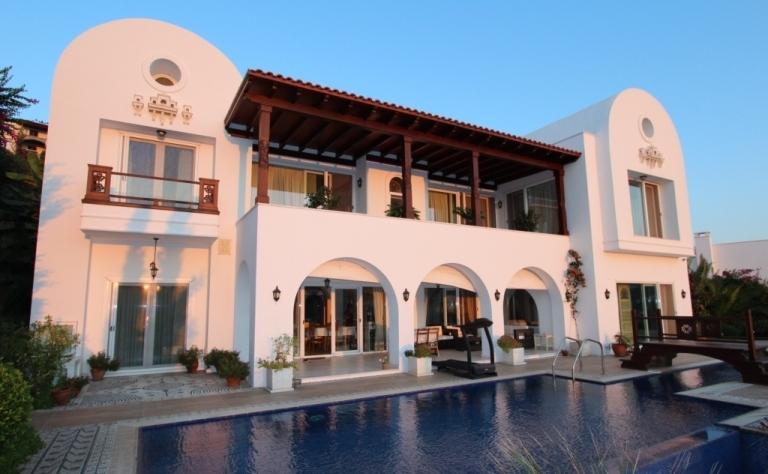 Luxury Bodrum mansion