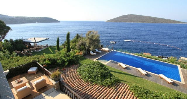 Luxury property in Turkey