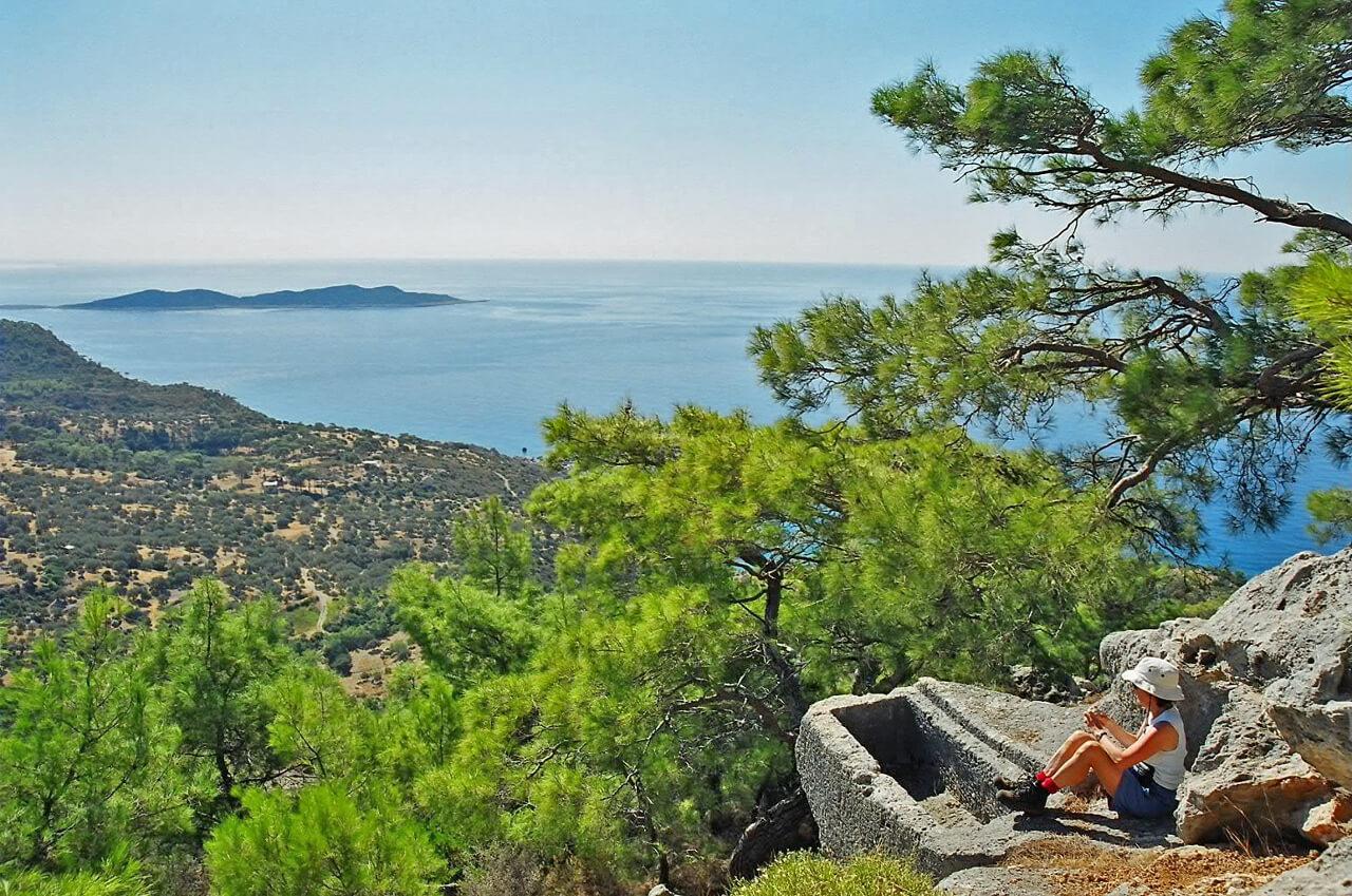 Lycian Way, Fethiye