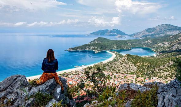 Lycian Way, Turkey