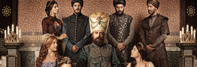 Magnificent Century, Turkish TV drama