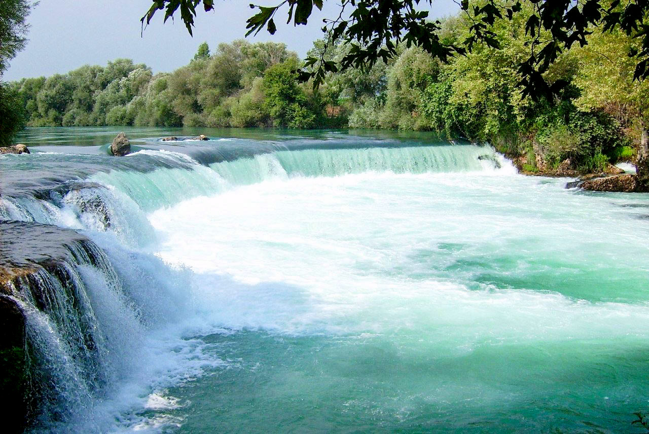 Manavgat Waterfalls Antalya