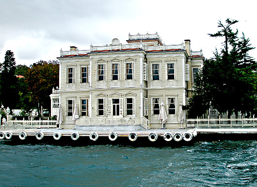 Istanbul yali mansion