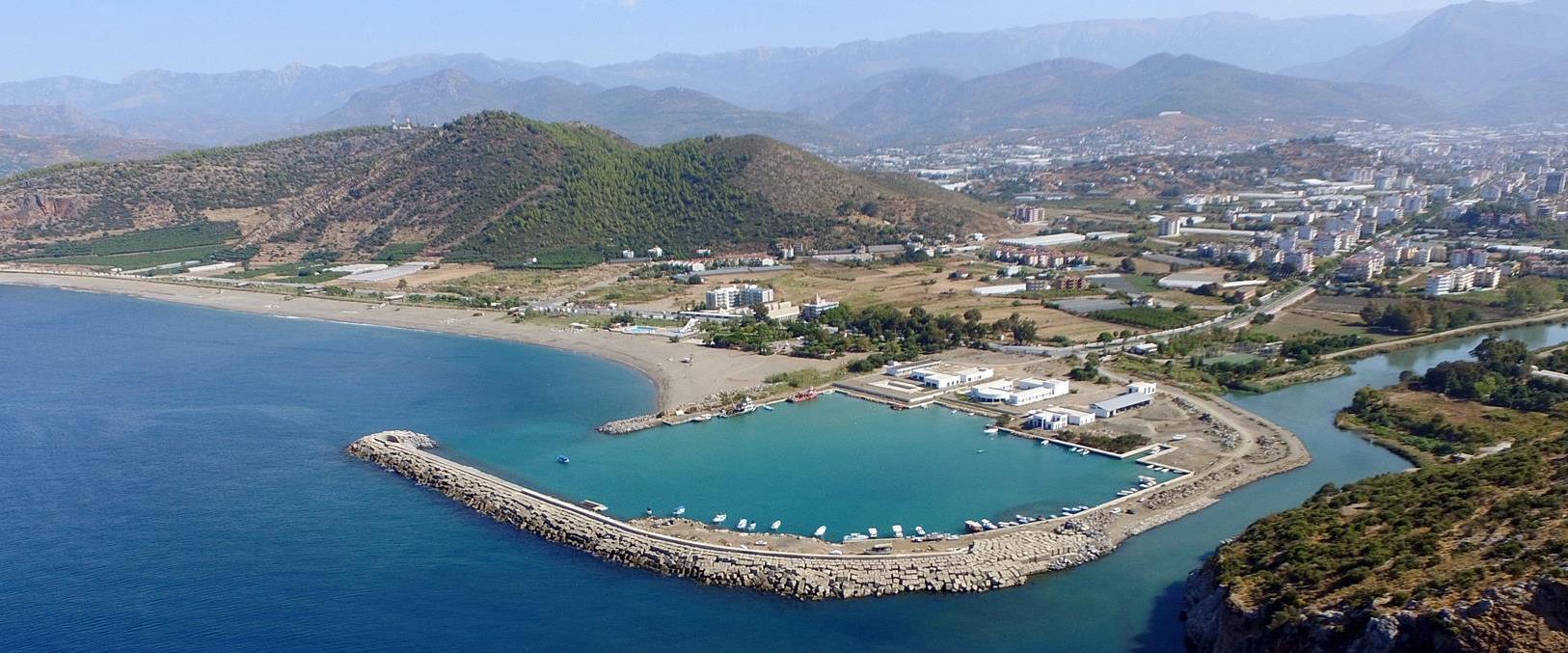 Marina med Turkey