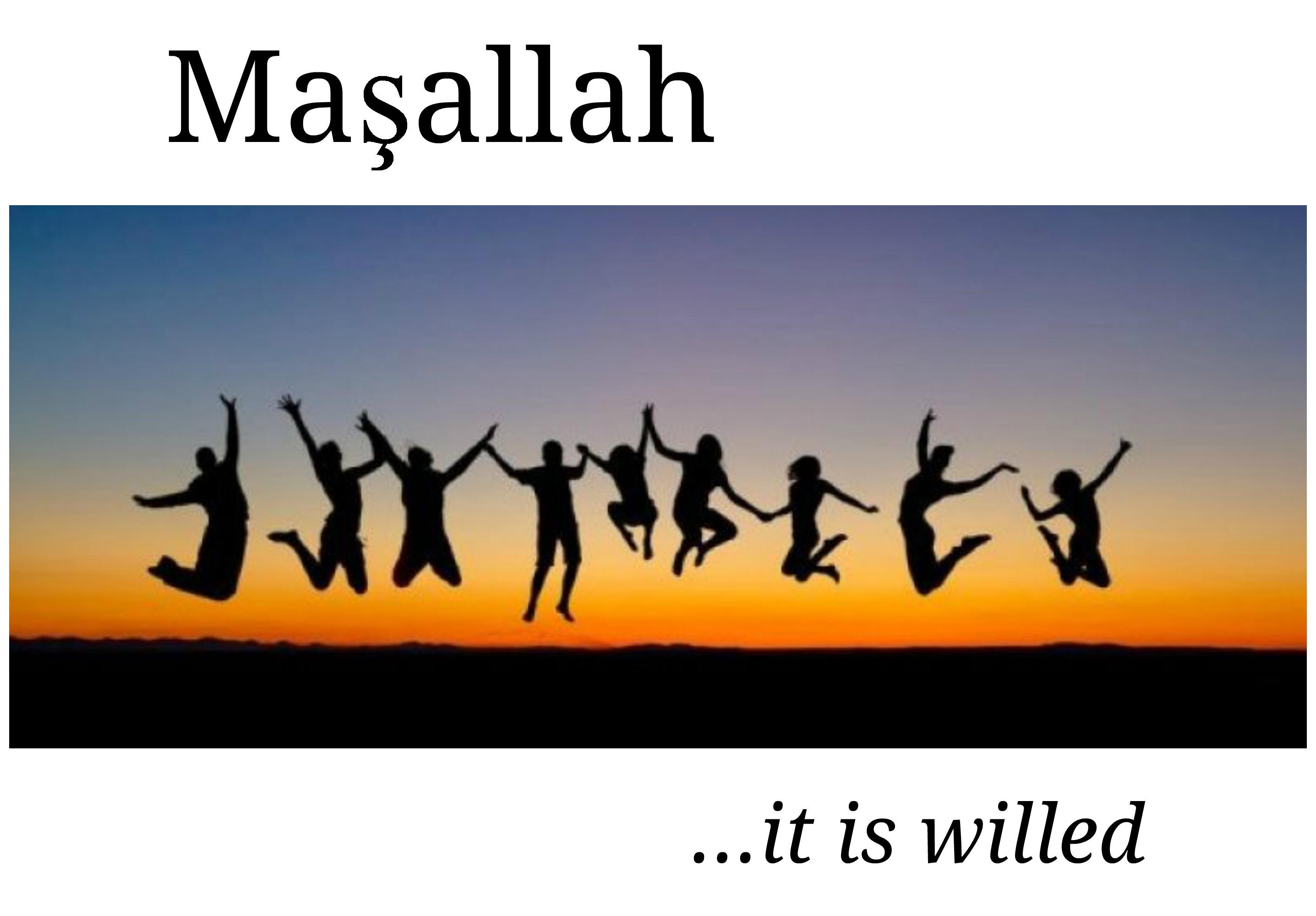 Masallah Turkish language