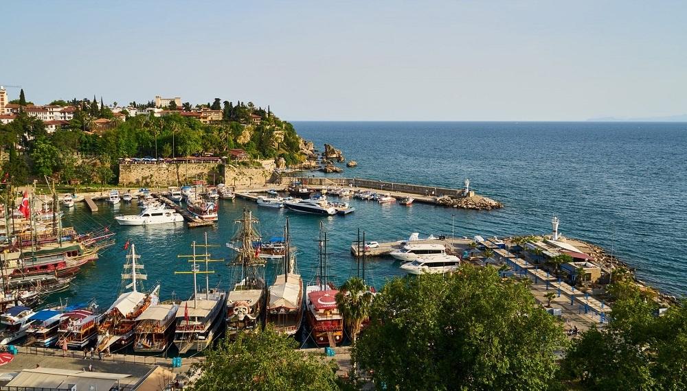 土耳其的地中海地区