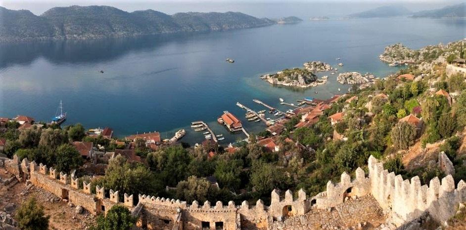 土耳其地中海