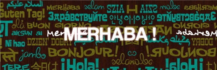 Merhaba hello in Turkish