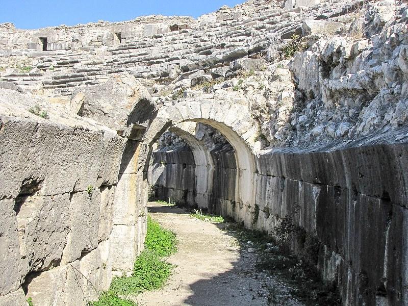 Miletus Turkey