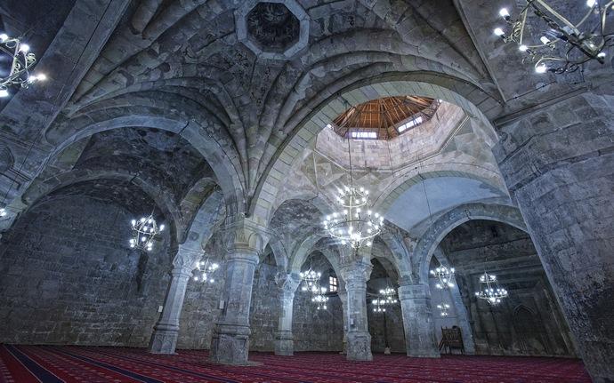 迪夫里吉大清真寺