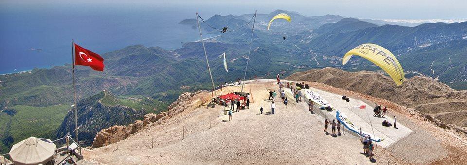 Mount Tahtali