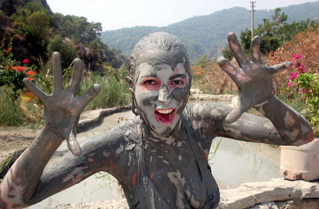грязевые ванны Дальян