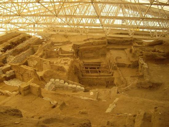 Neolithic Site of Catalhoyuk