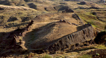Could this be the site of Noah's Ark, in Turkey?