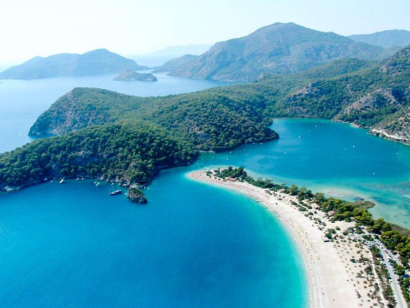 Olu Deniz beach Fethiye