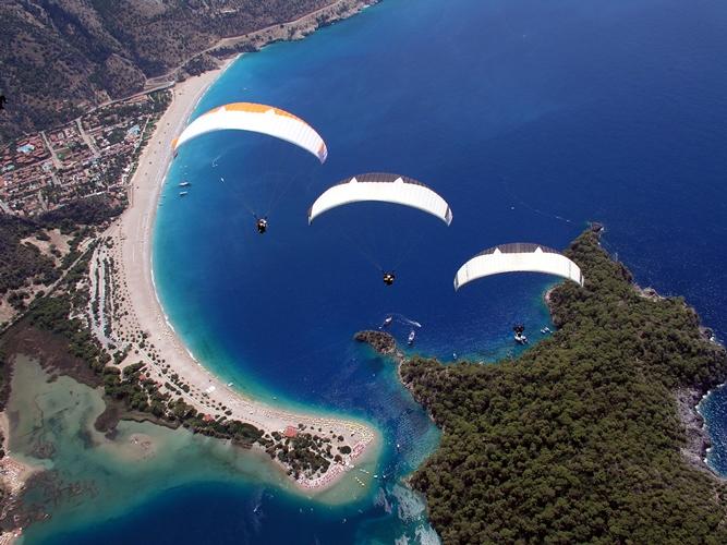 Oludeniz Blue Lagoon Turkey