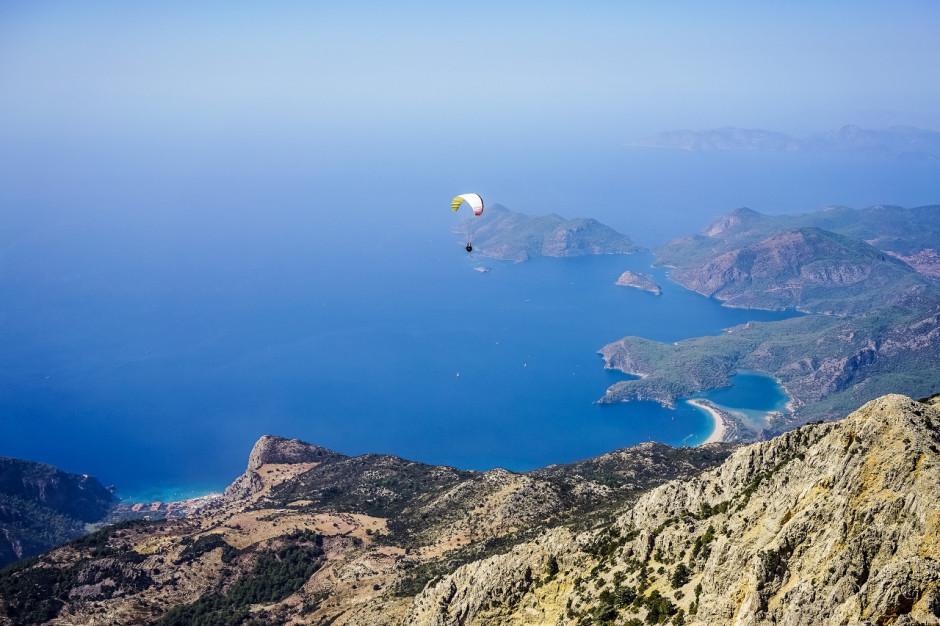 oludeniz paragliding