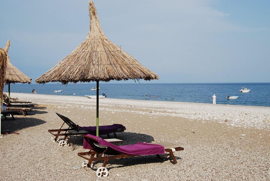 Olympos Beach Turkey