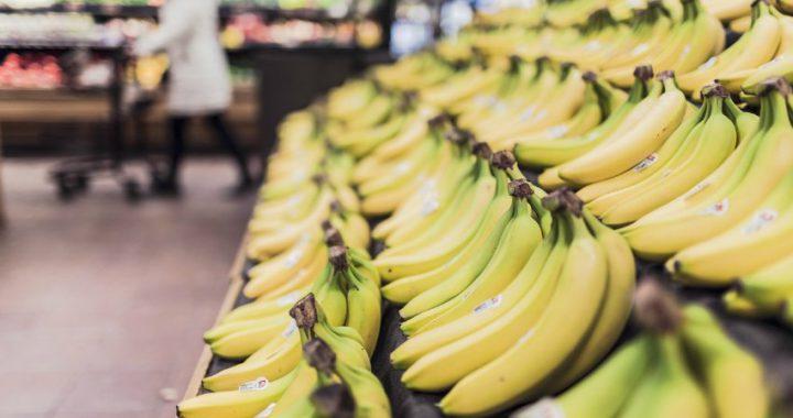 Органические бананы