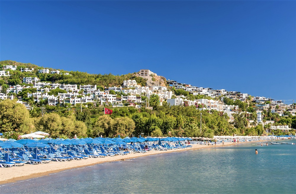 All About Ortakent: The Gem of Aegean Bodrum