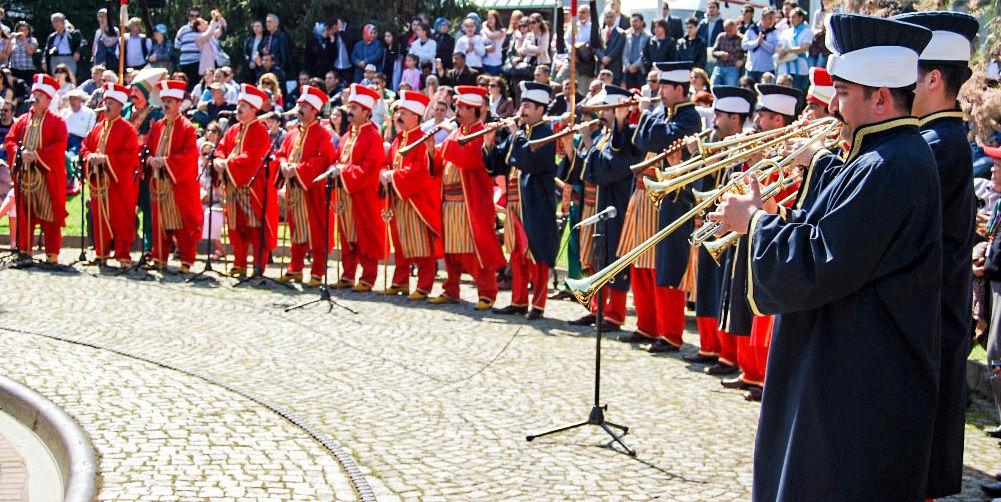 Ottoman band Turkey