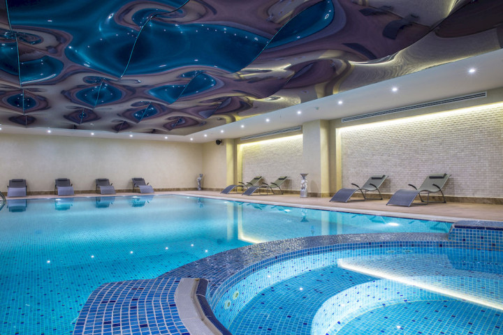 The stunning Radisson Park Inn, near Istanbul Airport
