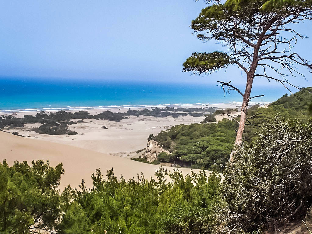 Patara Beach in Turkey