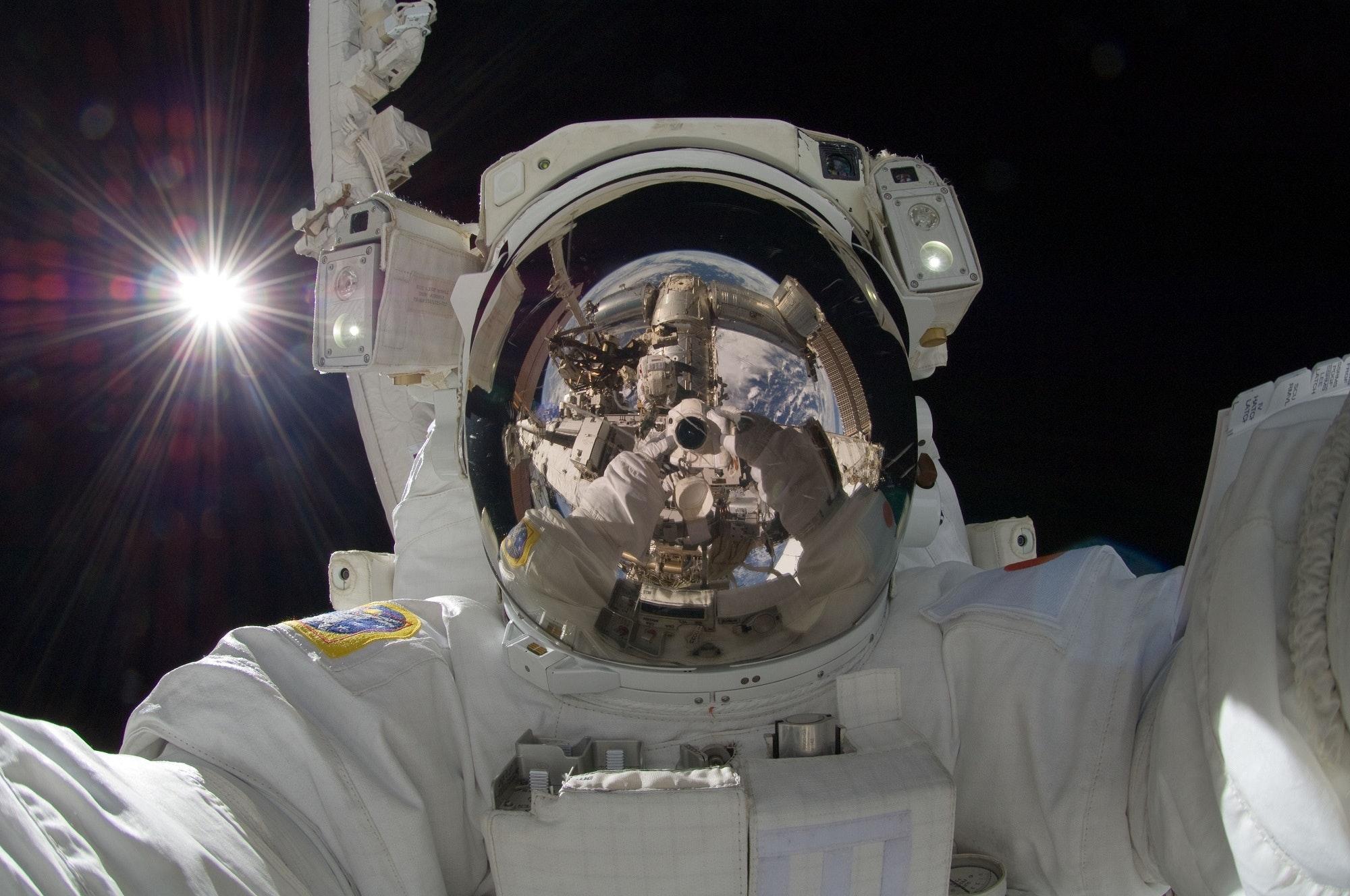astronaut Turkey